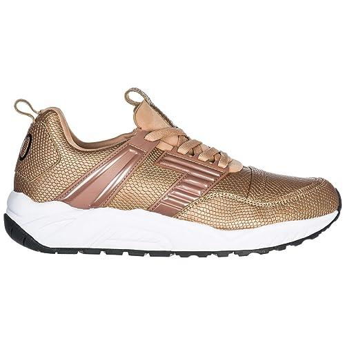 Emporio Armani EA7 Zapatos Zapatillas de Deporte Hombres Nuevo Rosa EU 40 X8X020XK027A797: Amazon.es: Zapatos y complementos