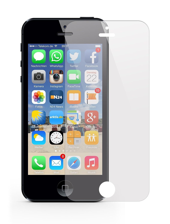 ArktisPRO Premium Echtglas Displayschutzfolie für: Amazon.de: Elektronik