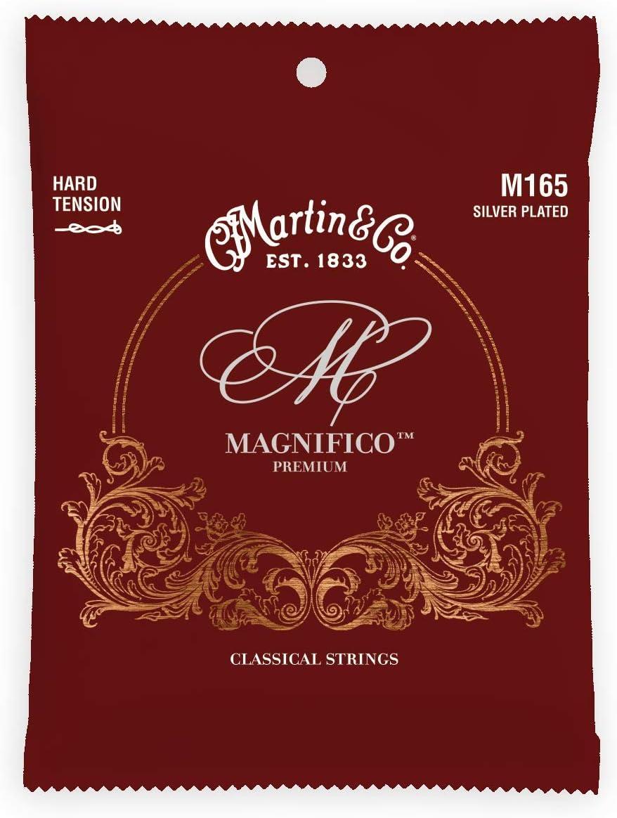 Martin M165 cuerdas para guitarra clásica