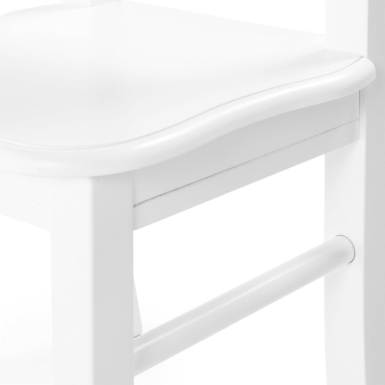 Guidecraft Set tavolo e 2 se per bambini colore Bianco Amazon Casa e cucina