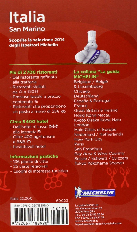 G.M. Italia (La guía MICHELIN): Amazon.es: Vv.Aa.: Libros en ...