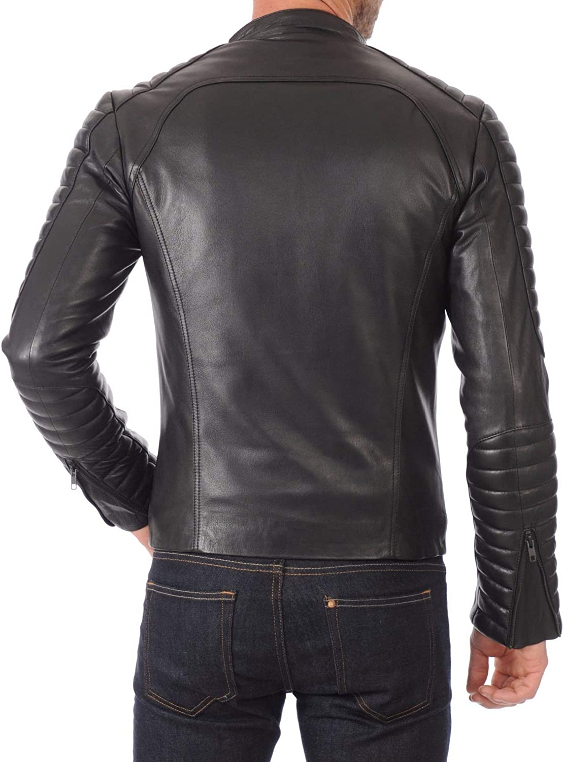 Skin2Fashion Mens Leather Jackets 424