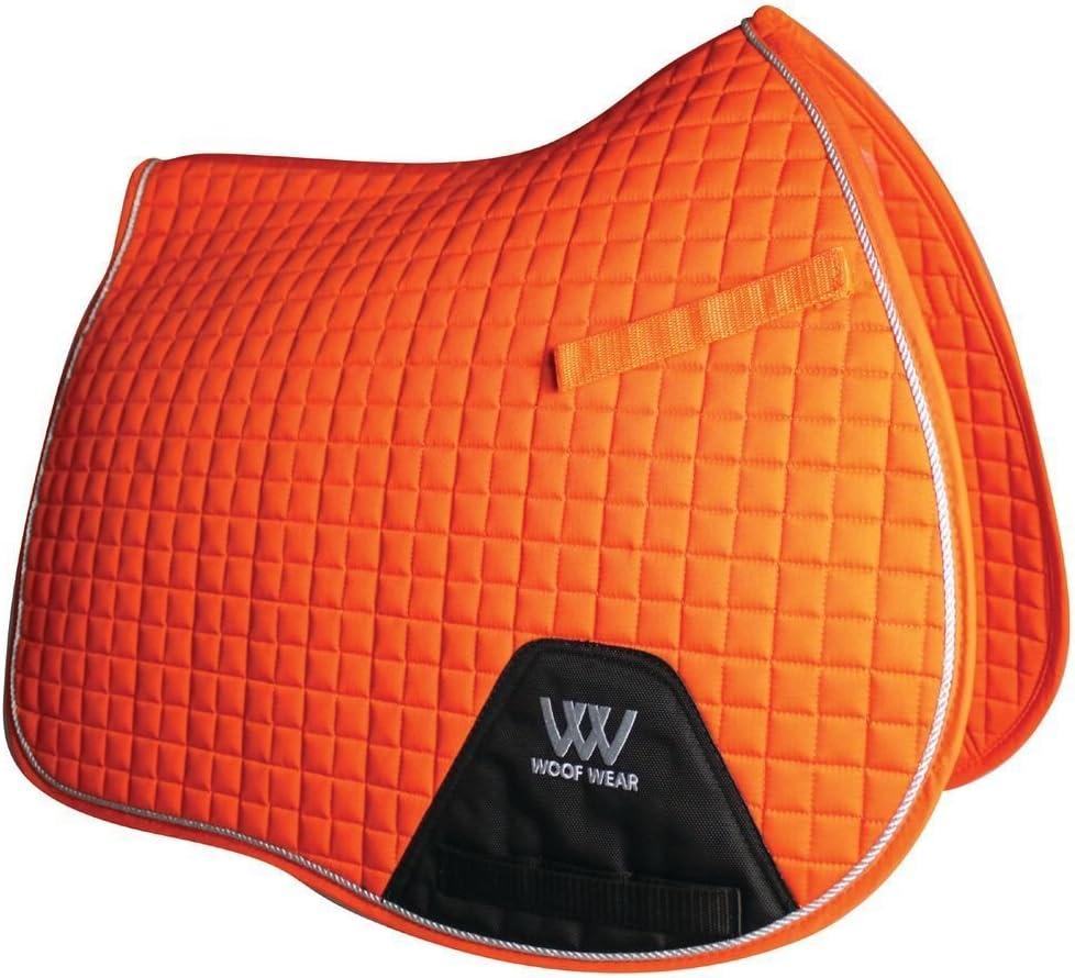 Orange Toklat Woof Wear General Purpose Saddle Pad