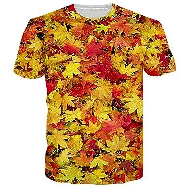 ecb07279ef56 Apanqiqi T Shirt Men New Sunflower Leaves Cross Space Galaxy 3D T Shirt  Cotton Clothing Casual