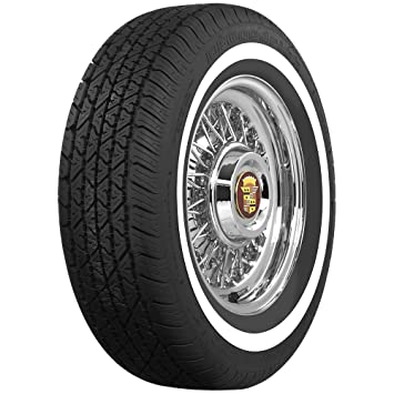 coker tire bf goodrich radial 1 12 inch whitewall 22570r15