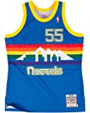 Dikembe Mutombo Denver Nuggets Mitchell & Ness Authentic 1991 Blue NBA Jersey