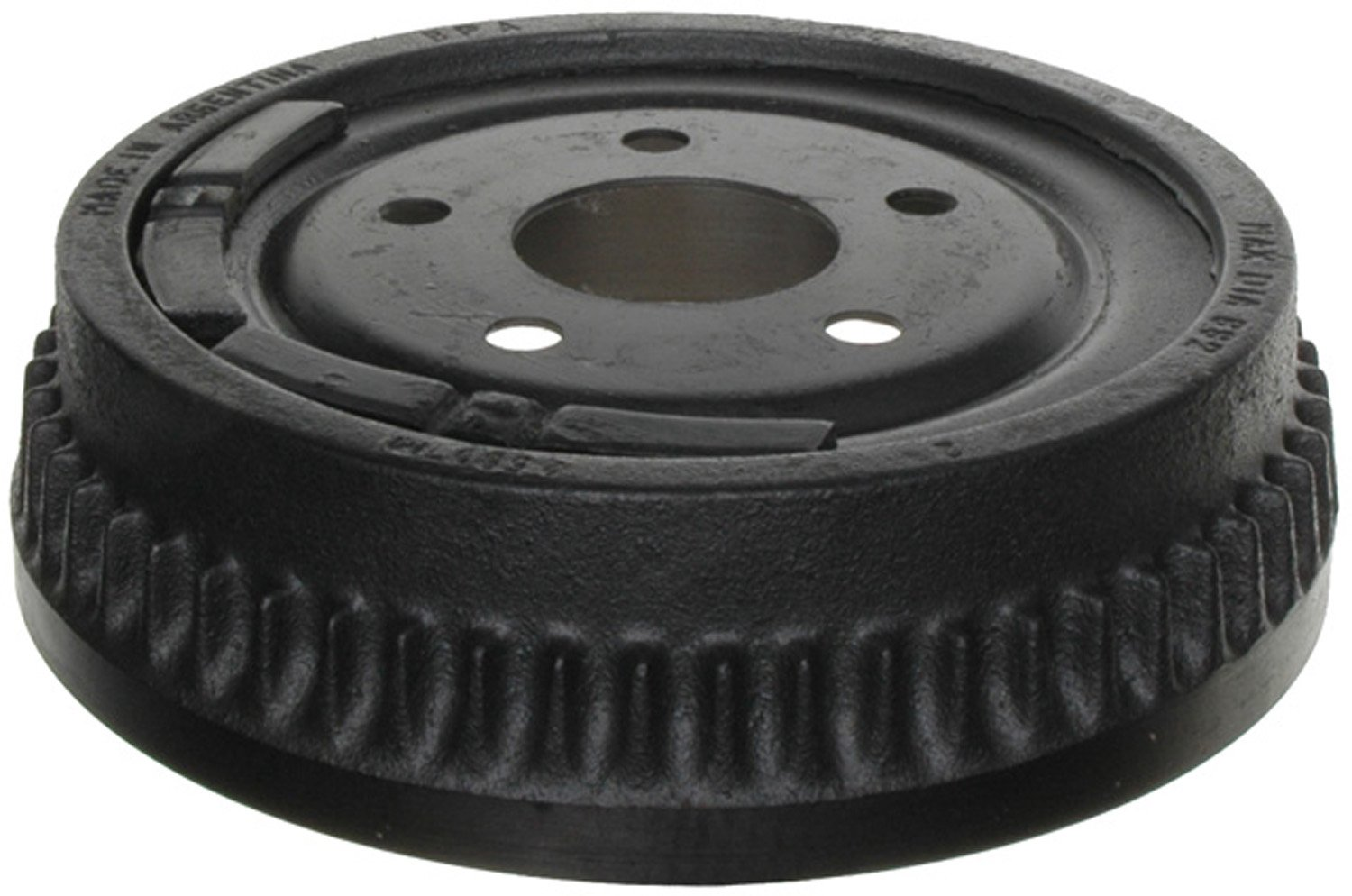 ACDelco 18B126 Professional Rear Brake Drum Assembly