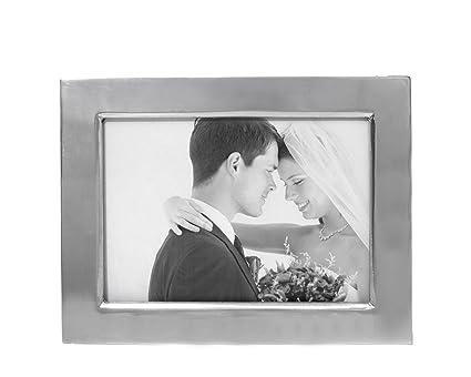 Amazon.com - Arthur Court Designs Aluminum 5x7 Engravable Photo Frame -