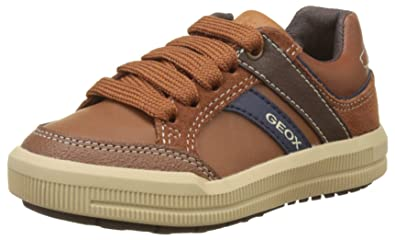 Geox J Arzach I, Sneakers Basses garçon  Amazon.fr  Chaussures et Sacs 6c21ef945315