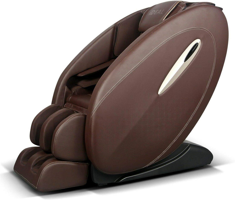 Ideal Massage Zero Gravity Chair Brown