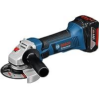 Bosch Professional GWS 18-125 V-LI - Amoladora angular