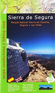 Guía Oficial del Parque Natural de las Sierras de Cazorla, Segura y las Villas Cornicabra: Amazon.es: Cornicabra: Libros