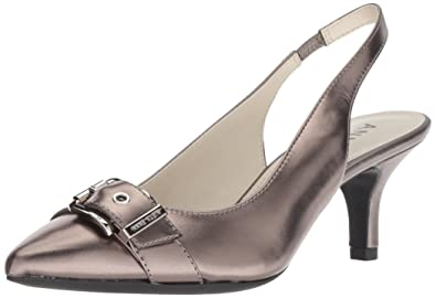 9a1d80a08c2 Anne Klein Womens Fenris Sling Pump: Amazon.com.au: Fashion