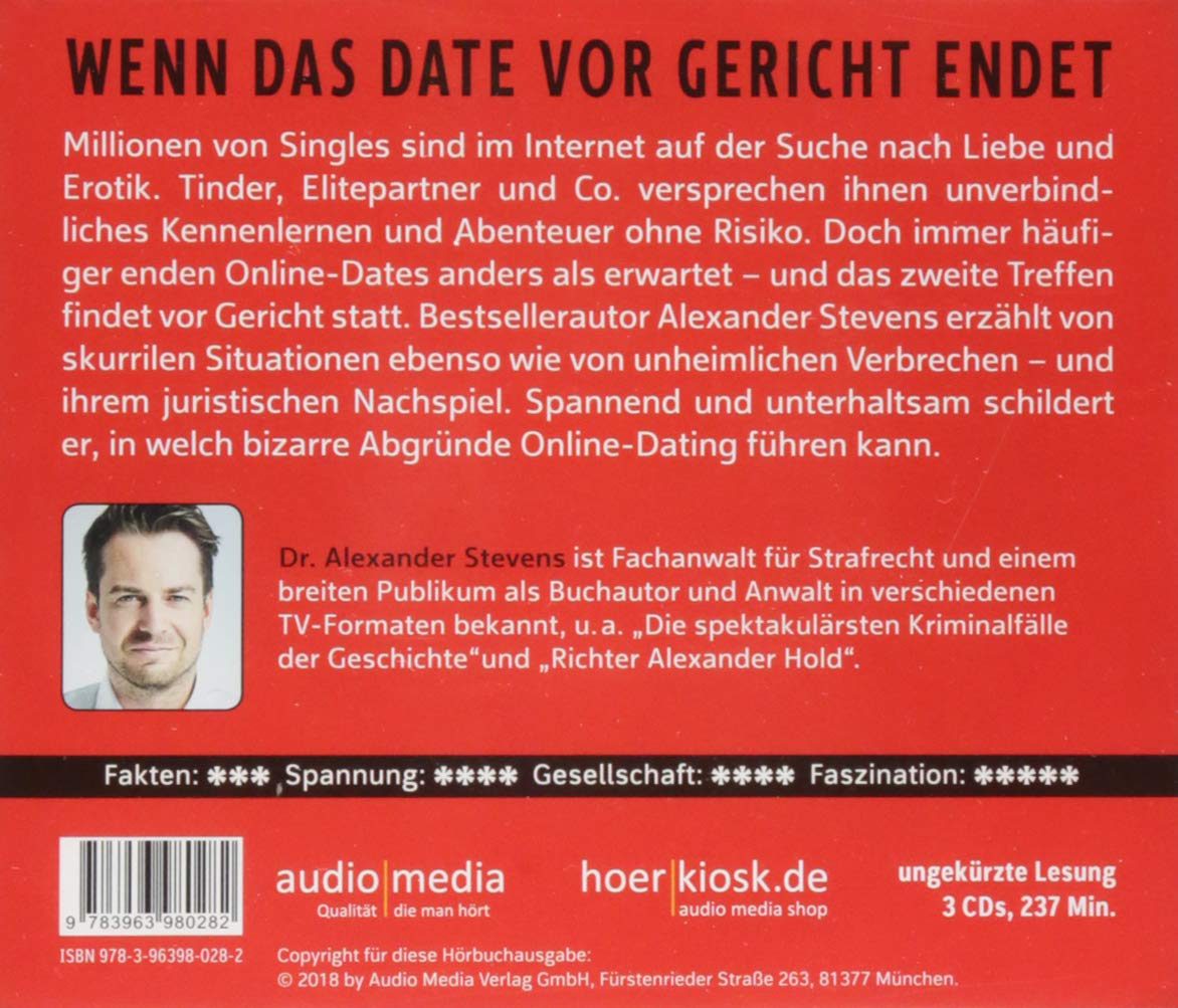 Geschichte hinter Online-Dating