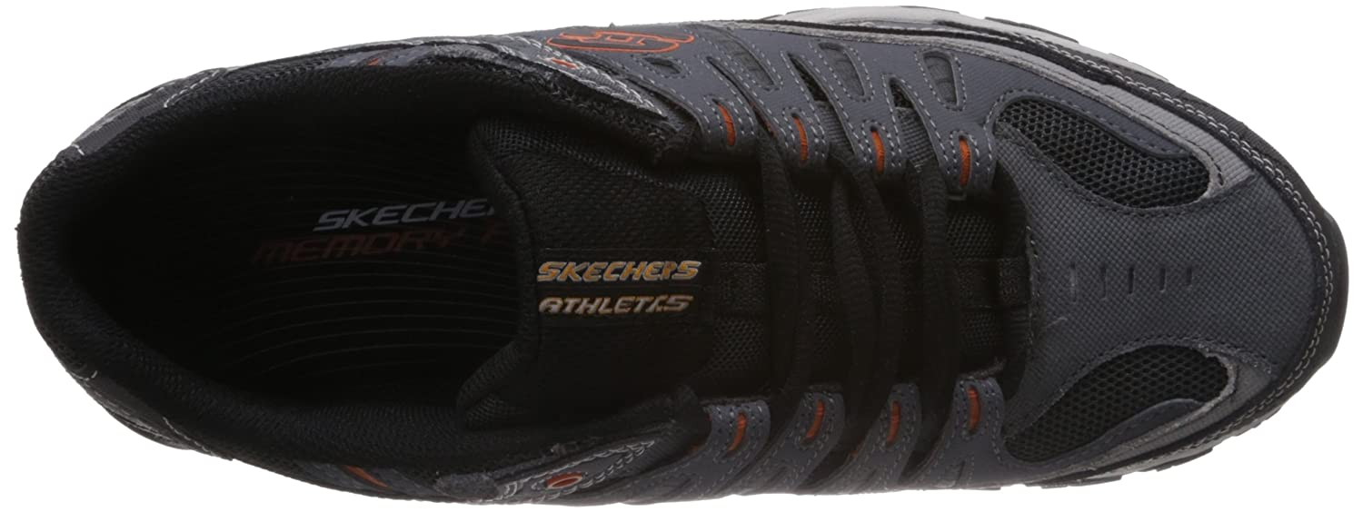 Skechers-Afterburn-Memory-Foam-M-Fit-Men-039-s-Sport-After-Burn-Sneakers-Shoes thumbnail 38