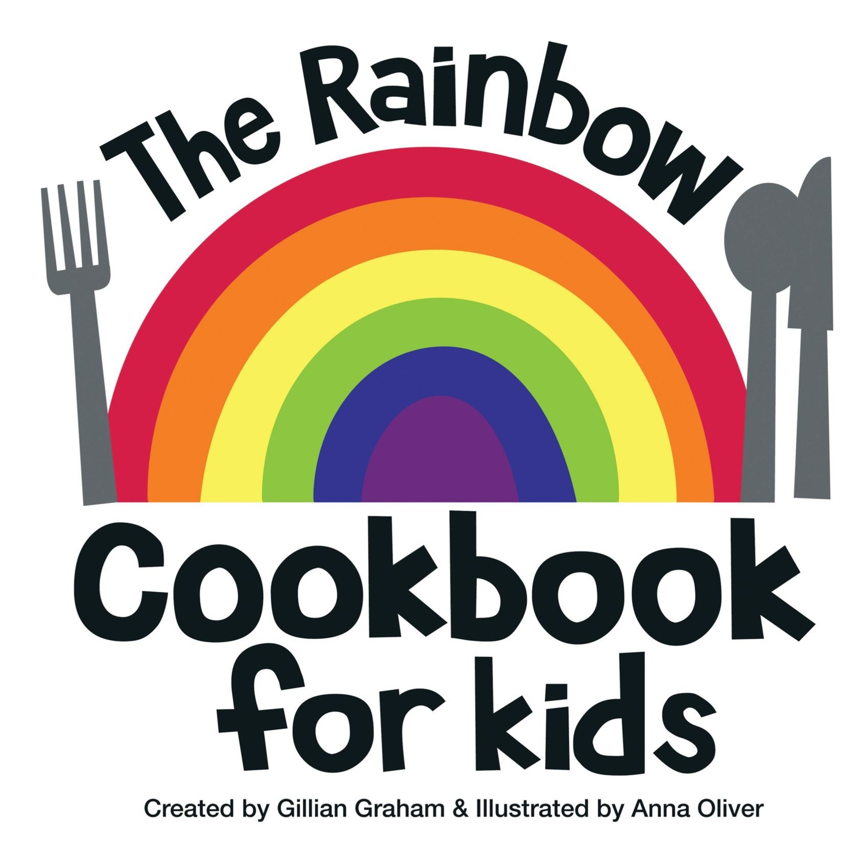 Read Online The Rainbow Cookbook for kids PDF