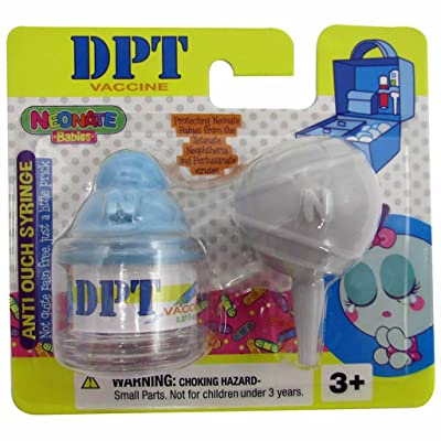 Distroller Neonate Nerlie Vaccine 3 DPT: Toys & Games