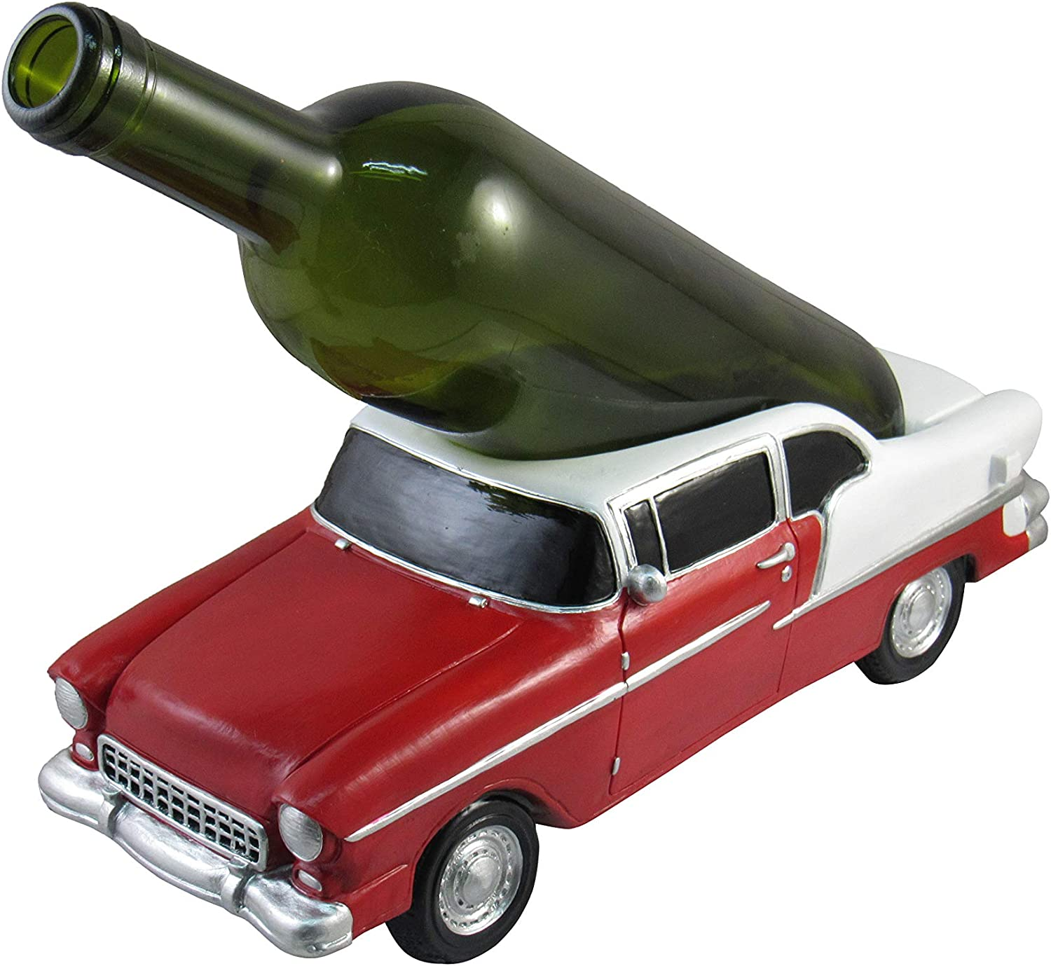 Dwk Classic Vintage Car Wine Bottle Holder Table Top Wine Rack Wine Holder And Wine Bar Accessories Classic Vintage Car Decor Kitchen Decor Kitchen Table Accessories