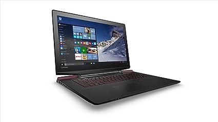 [Antiguo Modelo] Lenovo IdeaPad Y700 - 17isk Ordenador portátil Gamer FHD 17 Negro Metalizado (Intel Core i7, 8 GB de RAM, Disco Duro 1 TB + 128 GB SSD, ...