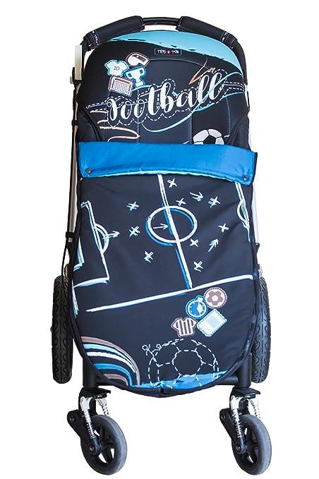Titulo: Tris&Ton Sacon convert 2 en 1 silla de paseo para bebe modelo Football,