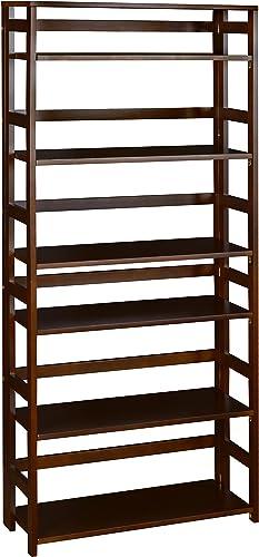 Deal of the week: Regency Flip Flop 67-inch High Folding Bookcase