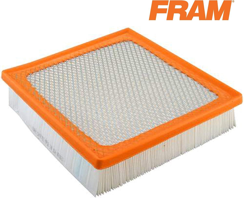 FRAM Extra Guard Flexible Rectangular Panel Air Filter