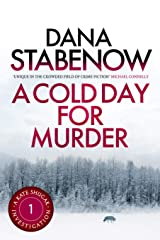 A Cold Day for Murder (Kate Shugak Novels Book 1) Kindle Edition