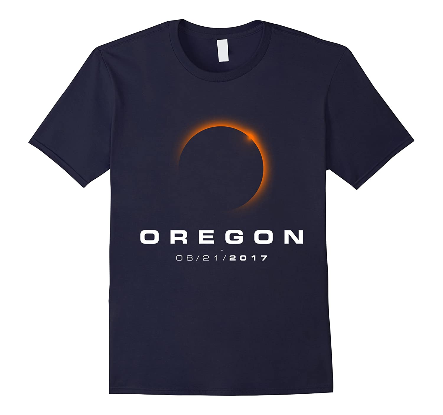 Oregon Eclipse Tshirts - Oregon Total Solar Eclipse 2017-Art