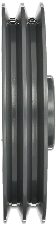 3//4 Bore 7.25 OD 3//4 Bore 2AK Type 2 Groove Gates 2AK74 Light Duty Spoke Sheaves 7.25 OD