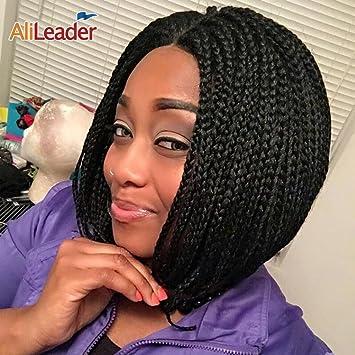 Amazon alileader 8pcs 12 black box braids crochet hair alileader 8pcs 12quot black box braids crochet hair senegalese twist 22rootspack 65g pmusecretfo Image collections