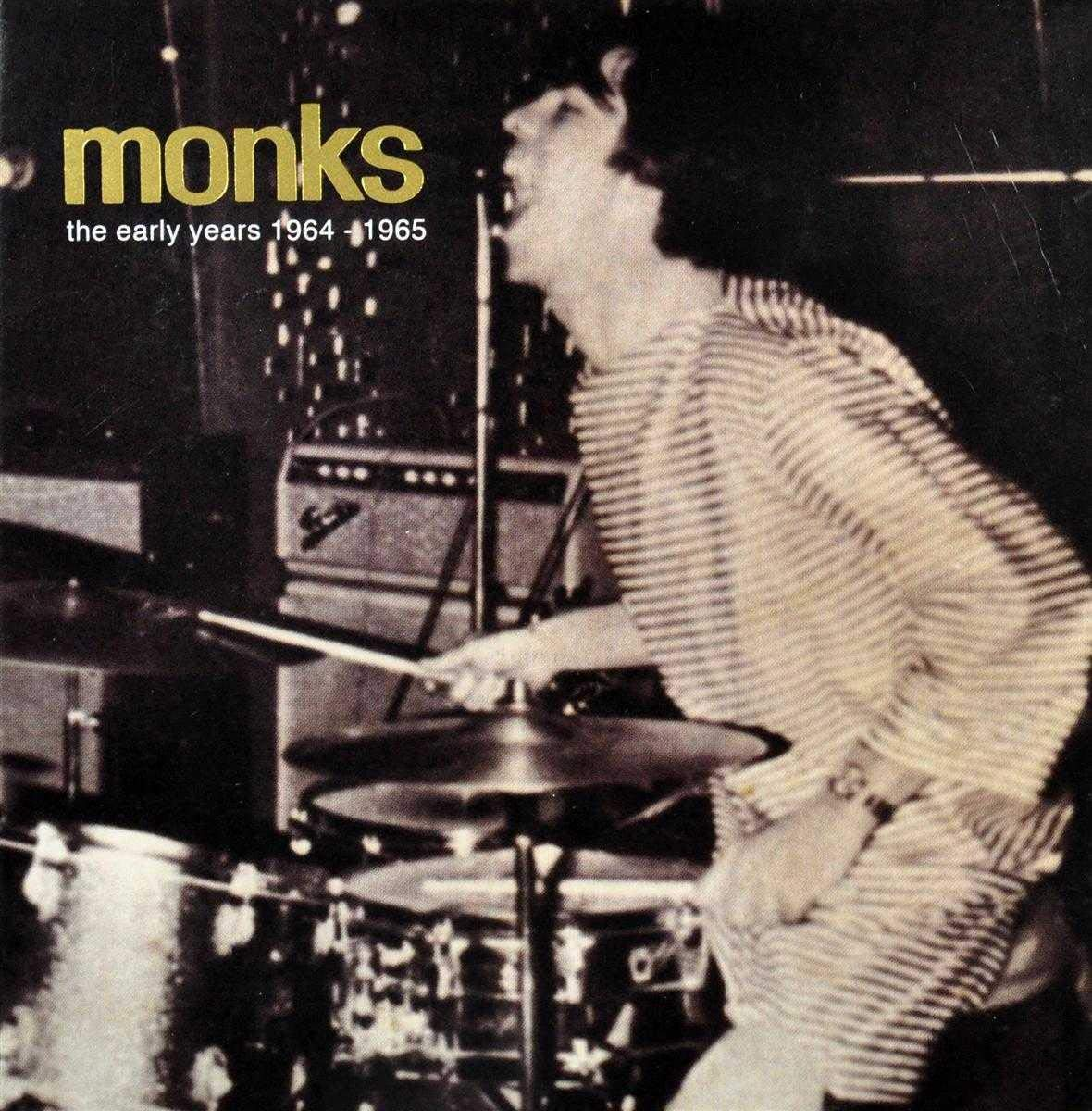 The Early Years 1964-1965: The Monks: Amazon.fr: Musique