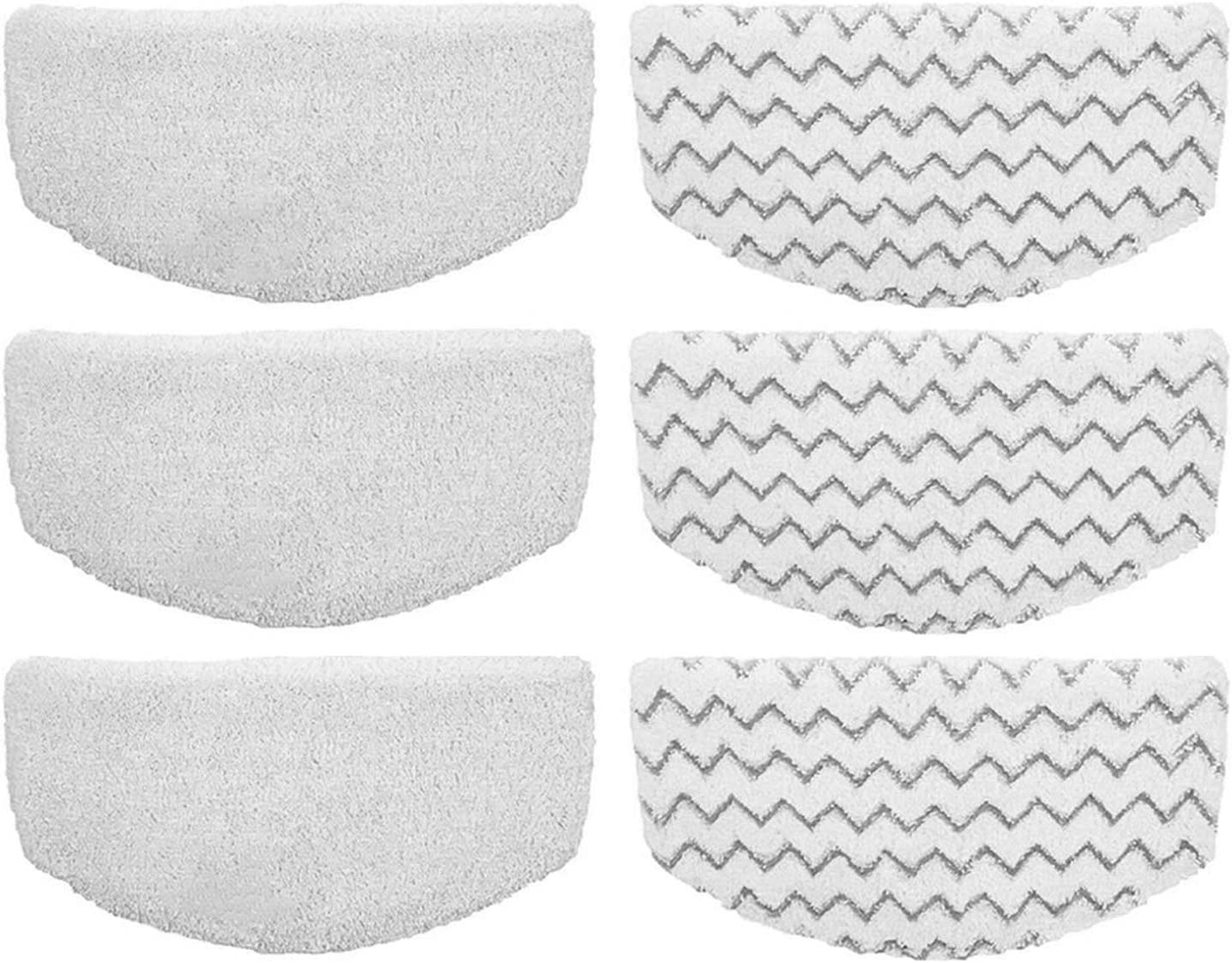 1940A 2075A 19408 1806 19402 4 Pack 1940Q 19404 1940W 1940T Dezo Steam Mop Pads for Bissell PowerFresh 1940 1440 1544 Series Model 5938