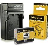 Caricabatteria + Batteria NP-95 NP95 per Fuji Fujifilm FinePix F30 | F-30 | F31 | F-31 | F31fd | F-31fd | X100 | X100s | X-S1 | FinePix Real 3D W1 e più… [ Li-ion; 1600mah; 3.7V ]