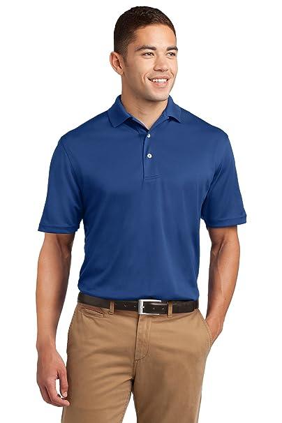 b084d034f Sport-Tek-Dri-Mesh Polo. K469-Royal at Amazon Men's Clothing store: