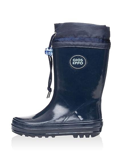 b7e9659a9f06b Gioseppo Botas de Agua Amadis Azul Marino EU 34  Amazon.es  Zapatos y  complementos
