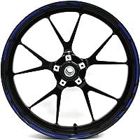 Aro de Acero Cromo Chromed Steel Wheel Rim 2.15/x 18/36/agujeros