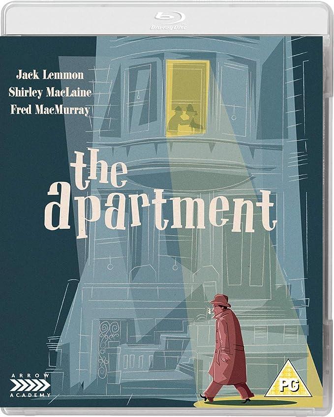 The Apartment [Reino Unido] [Blu-ray]