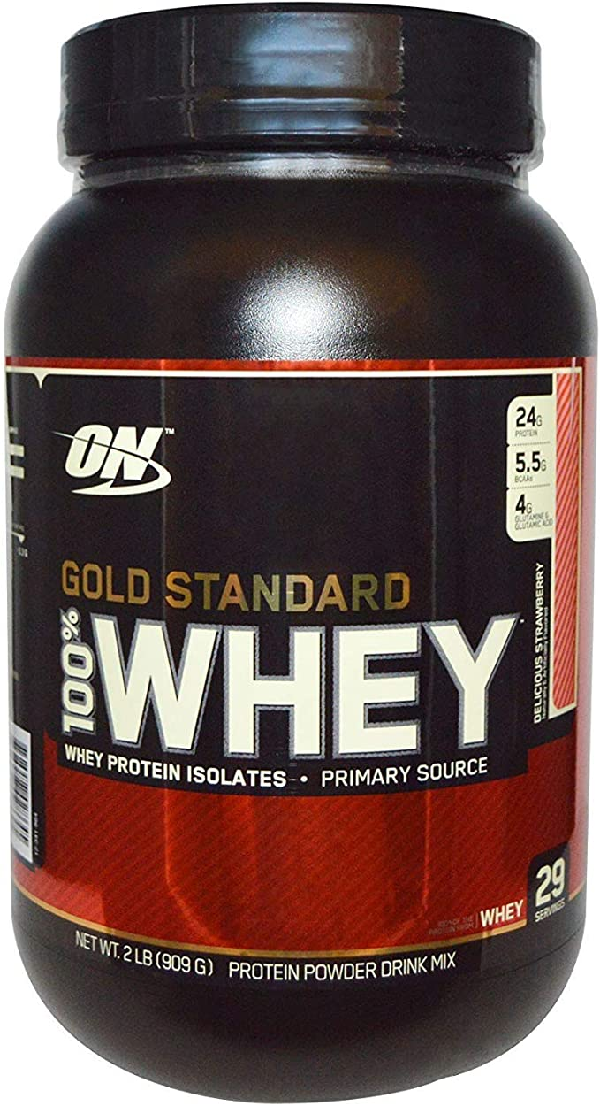 Optimum Nutrition Gold Standard whey 912g FRESA