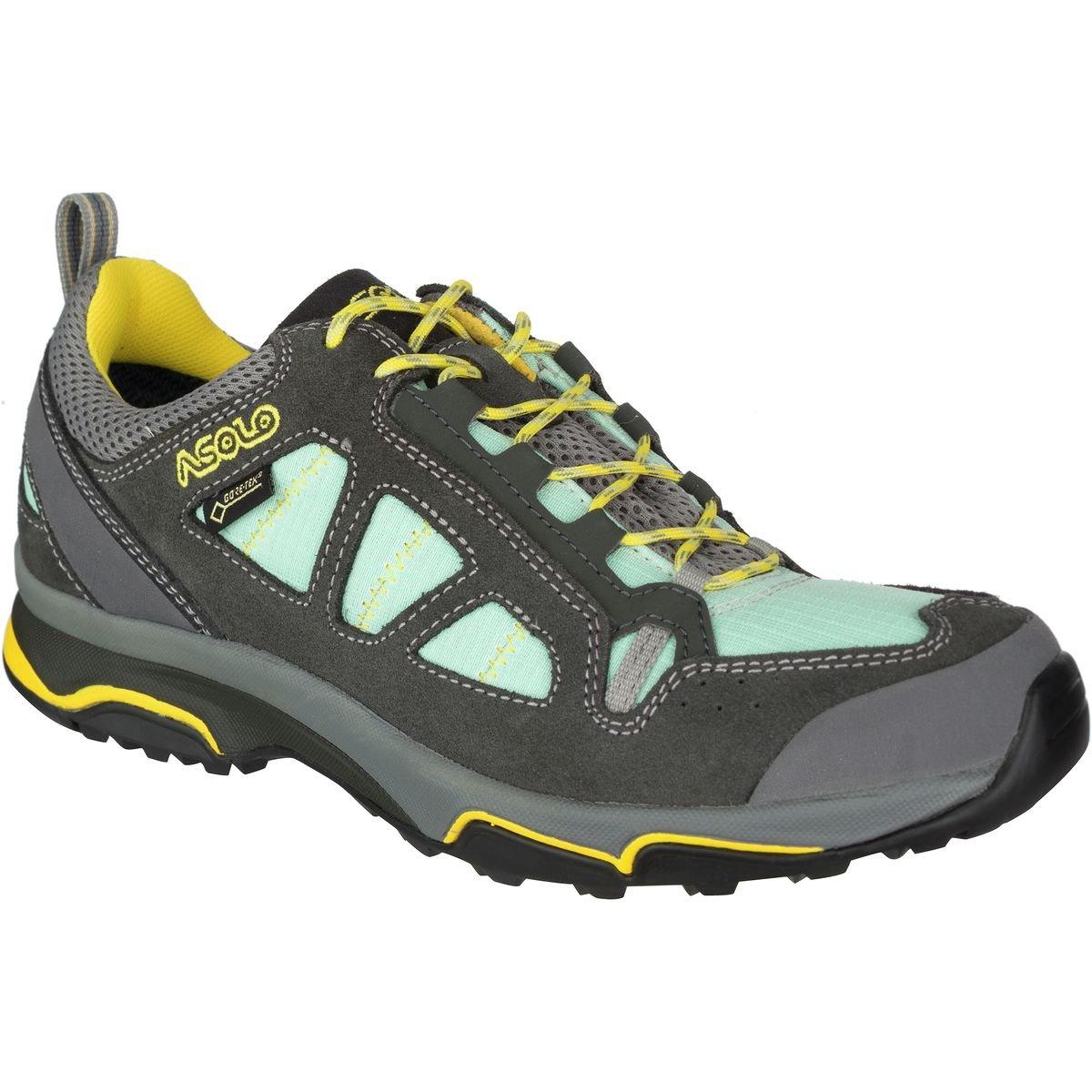 Asolo Megaton GV GTX Hiking Shoe - Women's-Graphite/Pool A40011-Graphite/Pool Side-6.5 by Asolo (Image #2)
