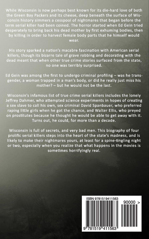 murder in wisconsin most evil serial killers in wisconsin history murder in wisconsin most evil serial killers in wisconsin history jack rosewood dwayne walker 9781519411563 com books