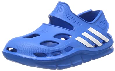 76f4d318a439 adidas Boys Varisol Sandals bahblu runwh Size  6  Amazon.co.uk ...