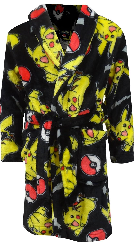 top-rated real 2020 new products Pokemon Pikachu Go Poke Go Boys' Fleece Robe