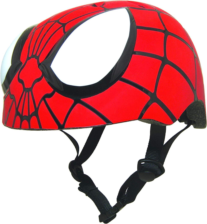 Bike Helmets with Marvel Characters