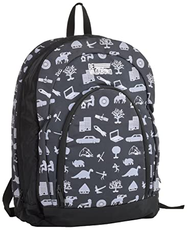 Devagabond Hicle 30 Ltrs Black Laptop Backpack available at Amazon for  Rs.945 1a2a1a7200e10
