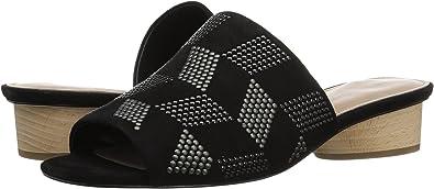 Women's Riminisp Slide Sandal Black 5.5 Medium US