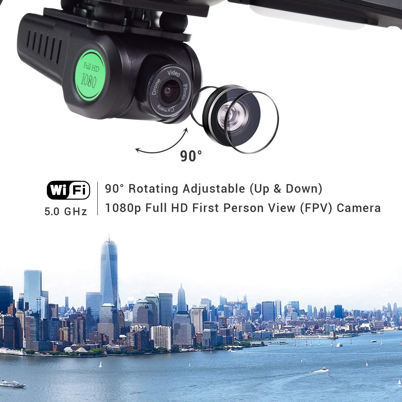 Contixo F20 RC Quadcopter Drone