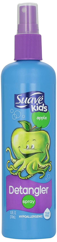 Suave Kids Detangling Spray, Apple 10.5 oz
