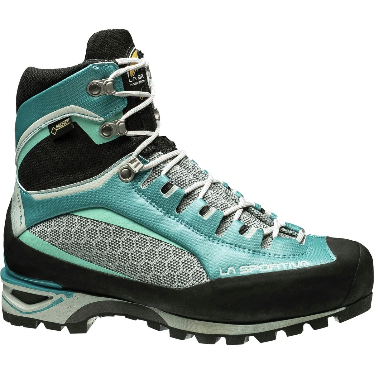 La Sportiva Trango Tower GTX Mountaineering Boot - Women's B01K7VQB1S Medium / 42 M EU / 10 B(M) US|Emerald