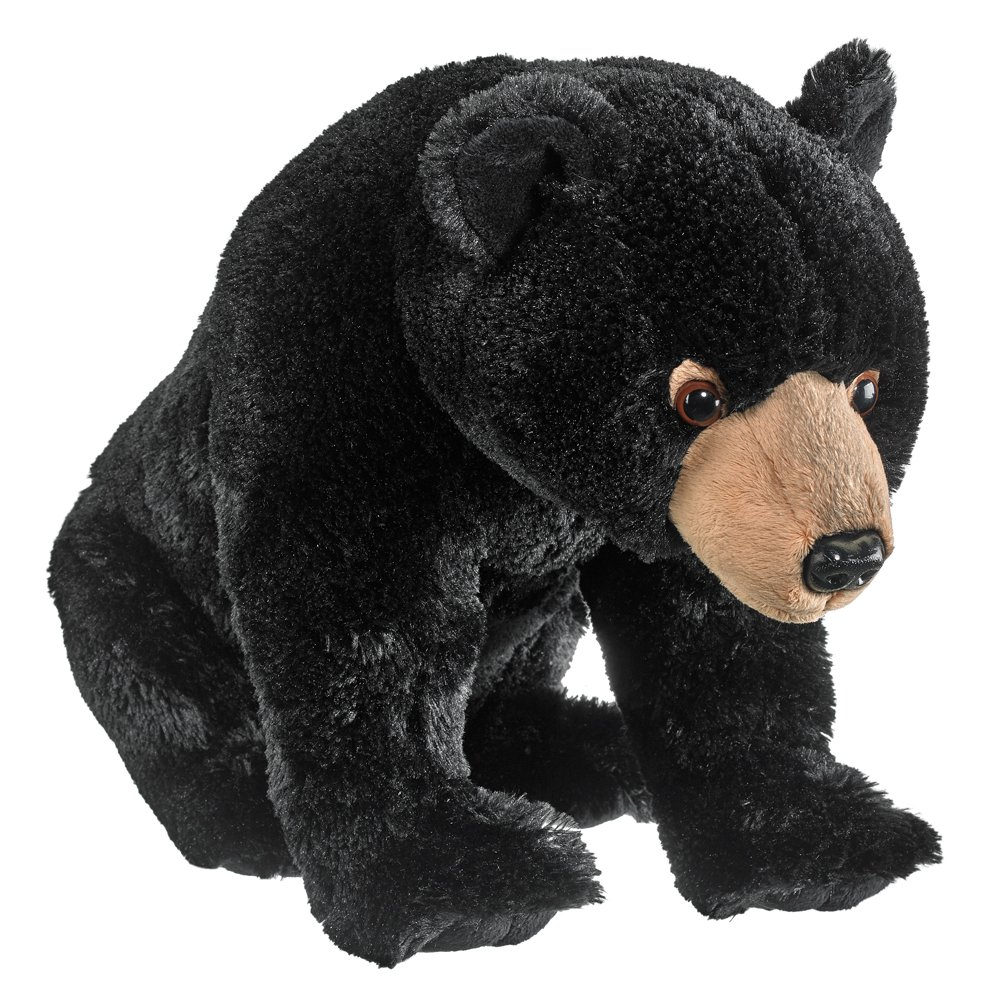 Kids Stuffed Animals Wildelife Artists Wildlife Artists Black Bear Plush Toys 21 Stuffed Black Bear
