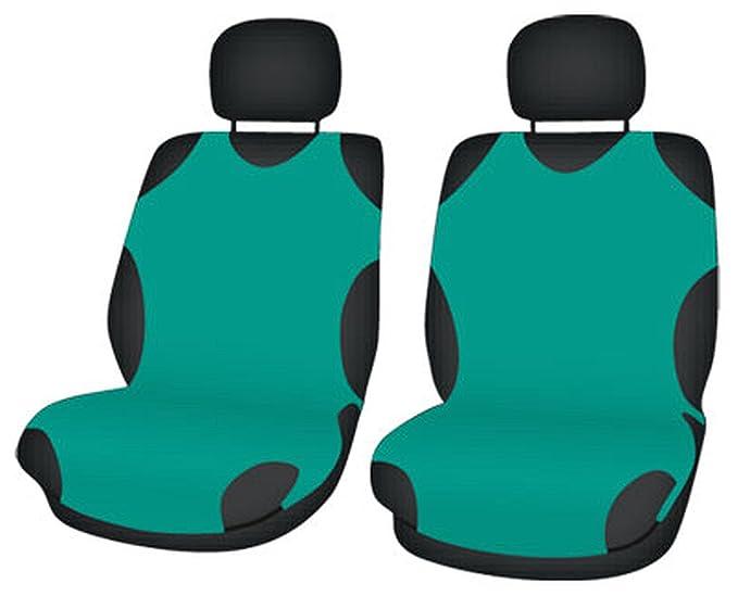 ZentimeX Z739663 Sitzbezug Einzelsitz T-Shirt-Design Baumwolle schwarz